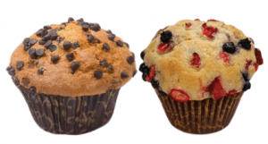 David's Cookies Thaw and Serve Muffins