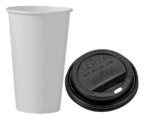 Solo Hot Cup and Lid